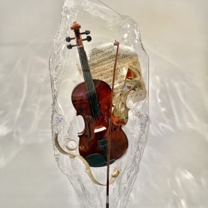 Violon de frank tordjmann